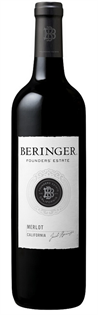 Beringer Merlot Founders' Estate 2012 750ml